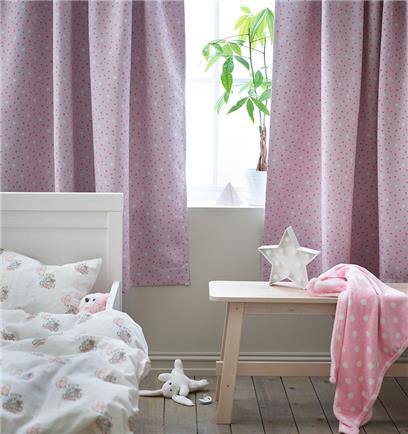 twinkle lysdempende 140x160 ro-1