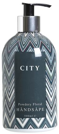 city handsape 500 ml petrol